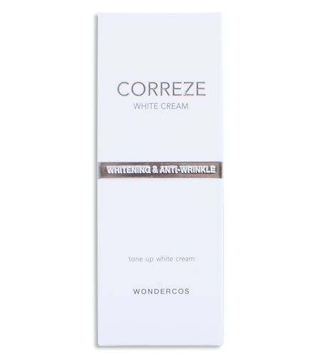 Correze white cream